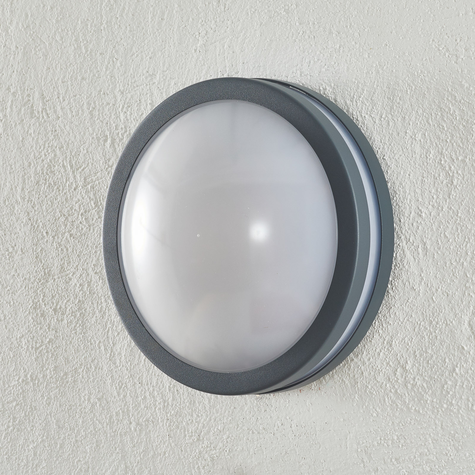 EGLO connect Locana-C applique LED anthracite
