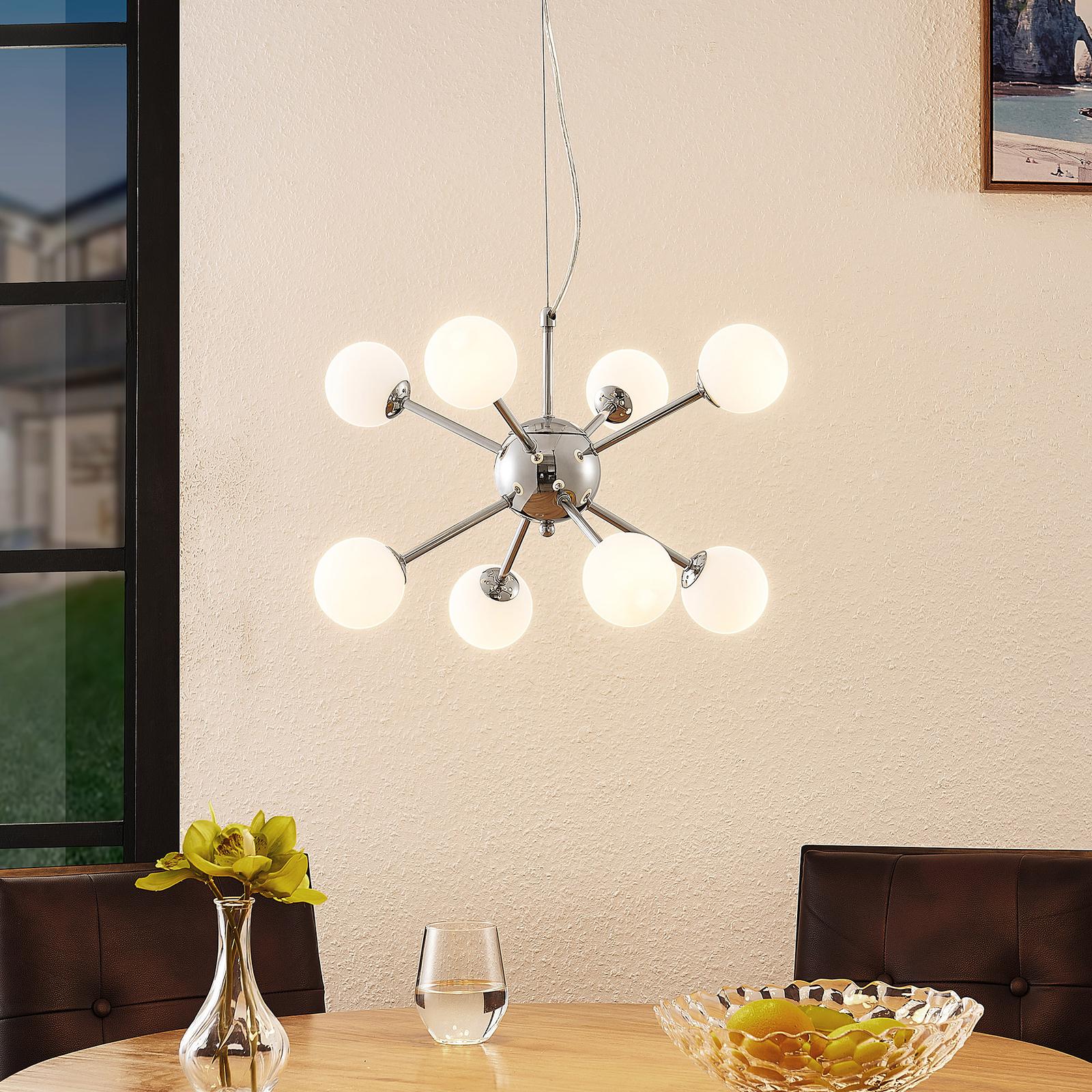 Lindby Chrissy lampa wisząca