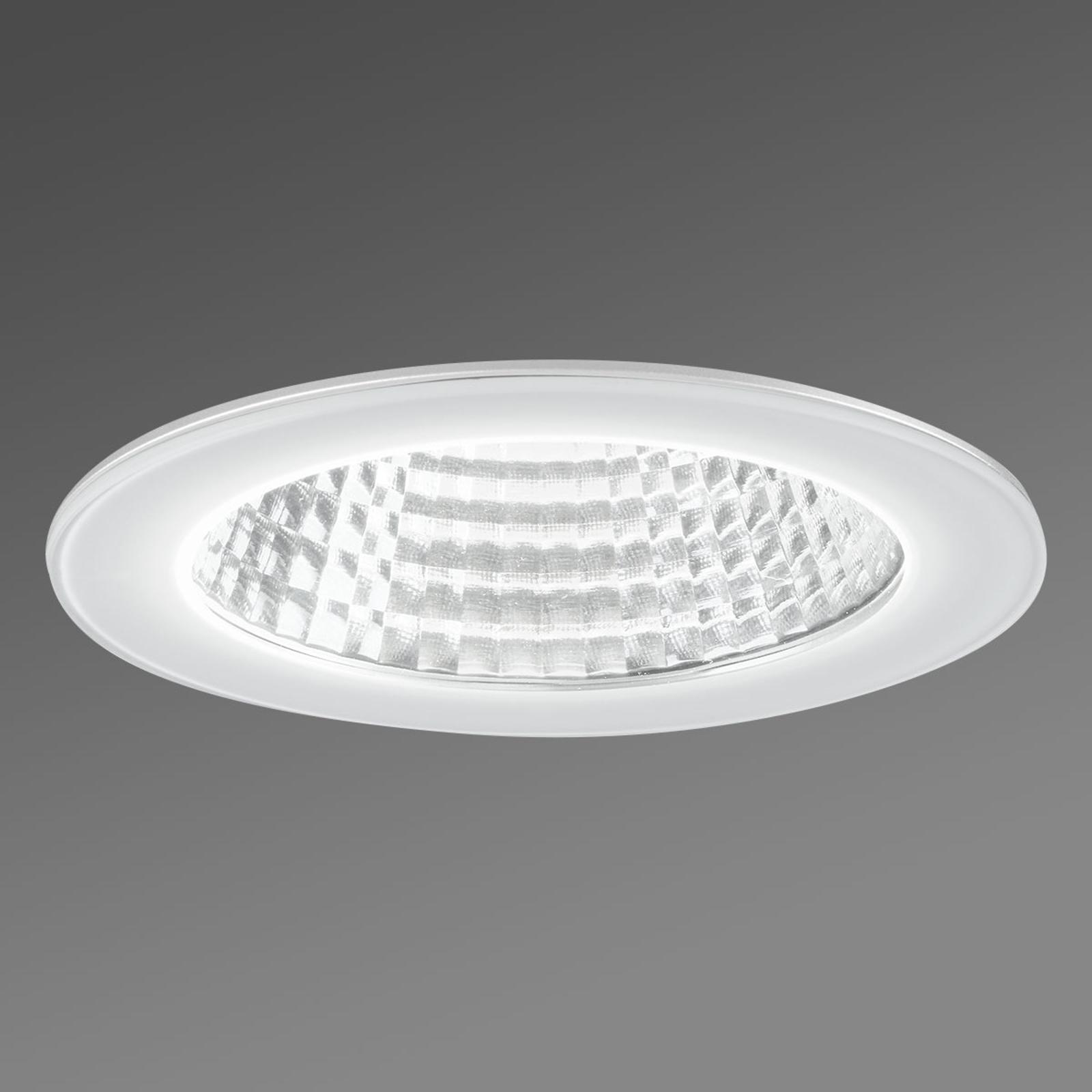Spritzwassergeschützte LED-Einbauleuchte IDown 26