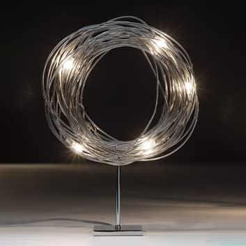 Knikerboker Confusione - moderne LED-bordlampe