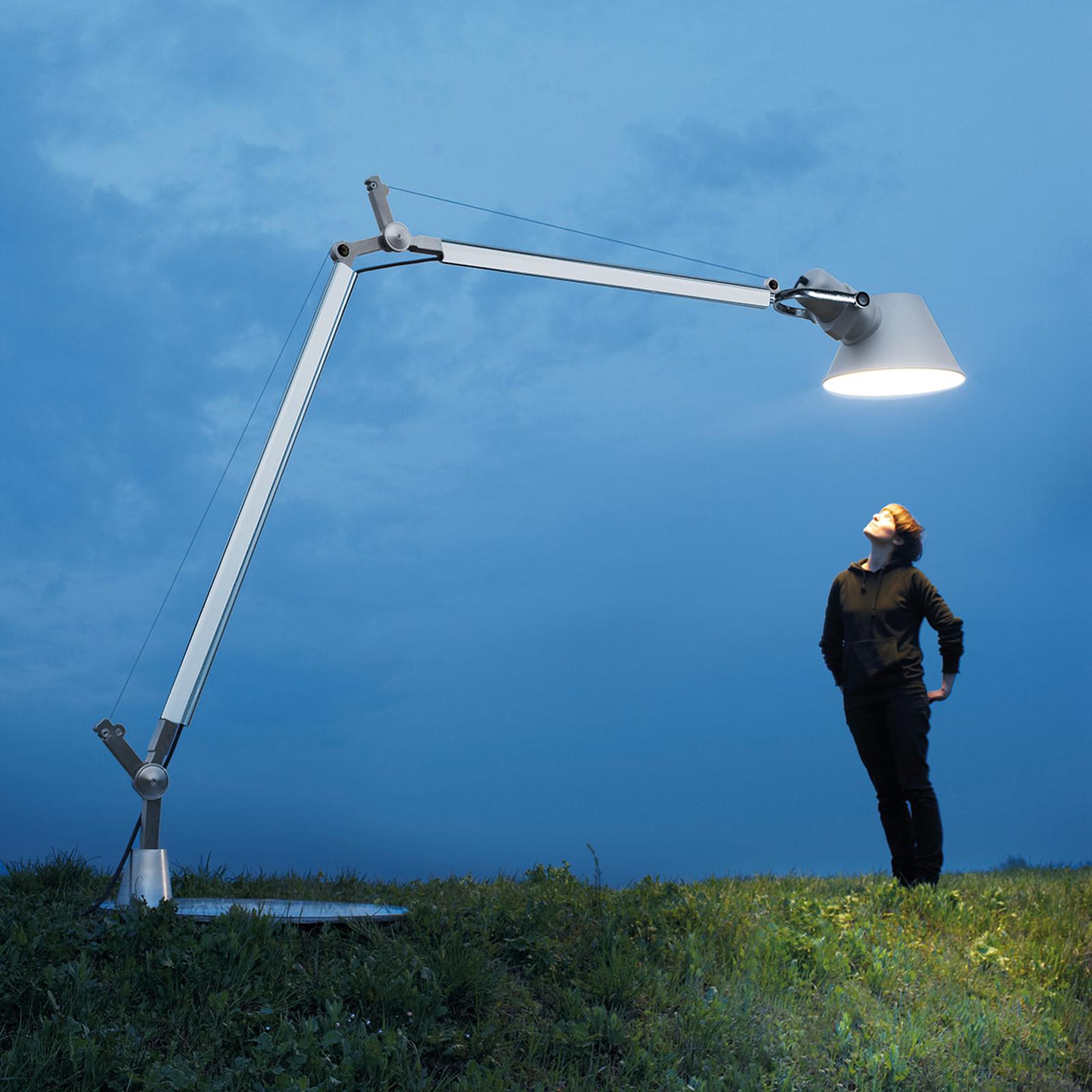 Artemide Tolomeo XXL lampadaire d'extérieur LED