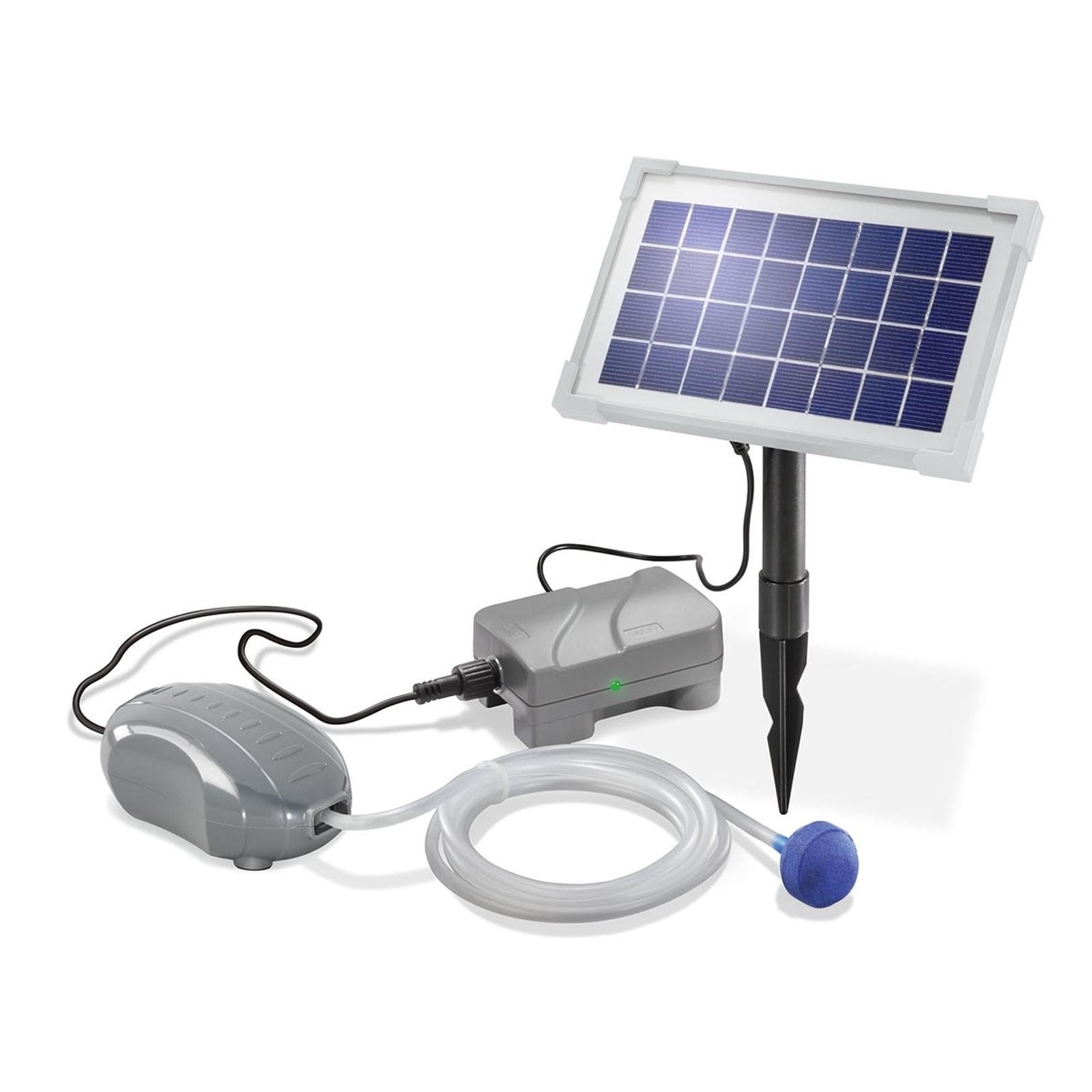 Aérateur d'étang solaire Air-Plus