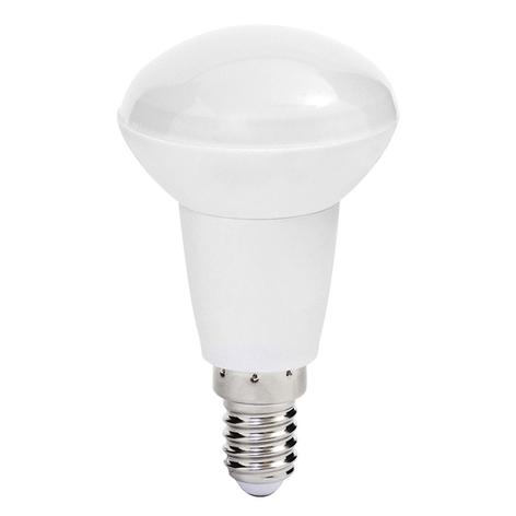 Riflettore LED R50 120° E14 6 W 827