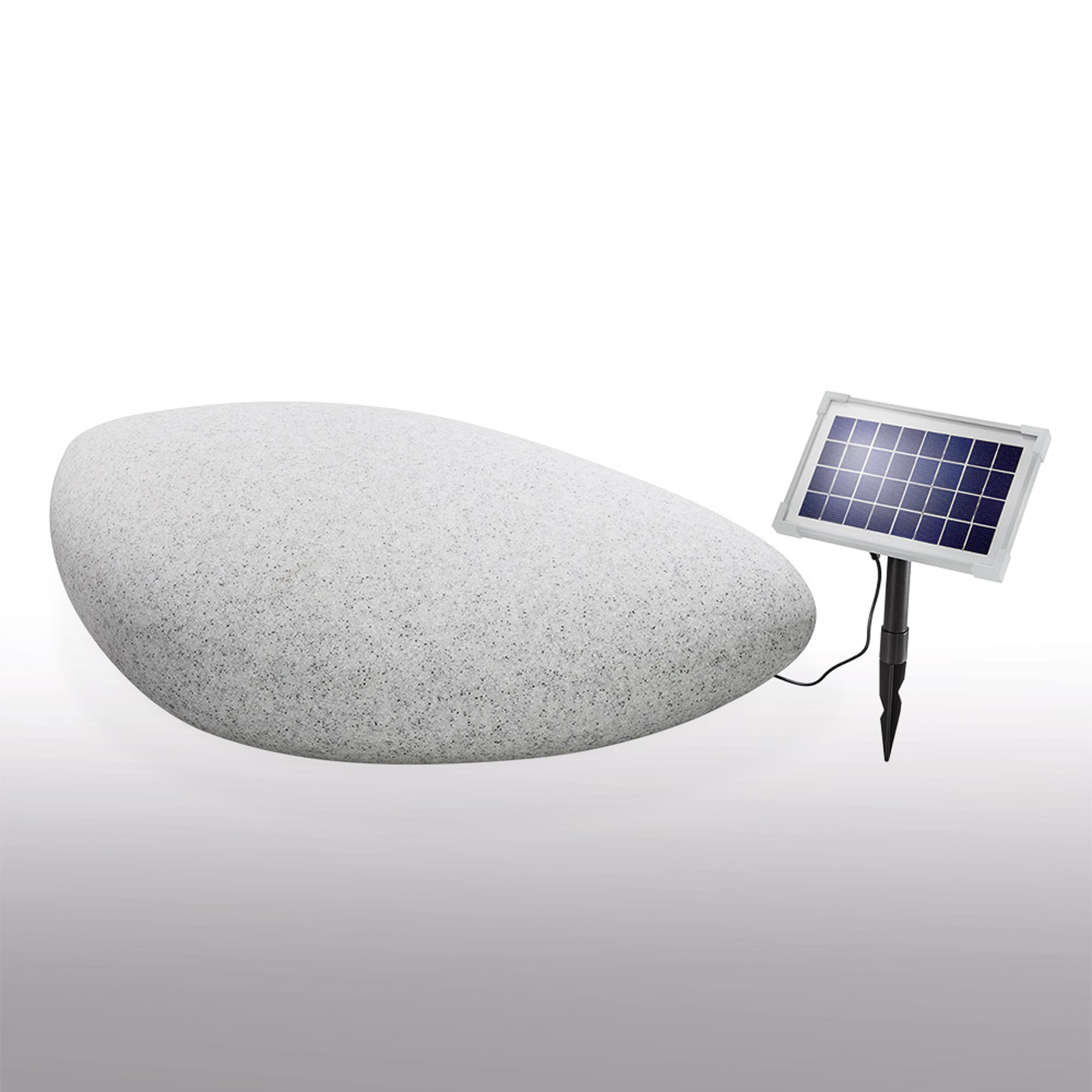 Außendekorationsleuchte Solar-LED Stone 40