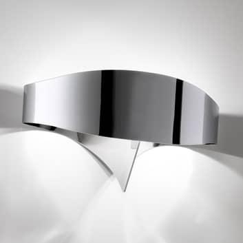 Applique LED Scudo in ottica cromo
