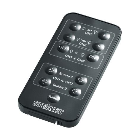 STEINEL RC5 control remoto de usuario
