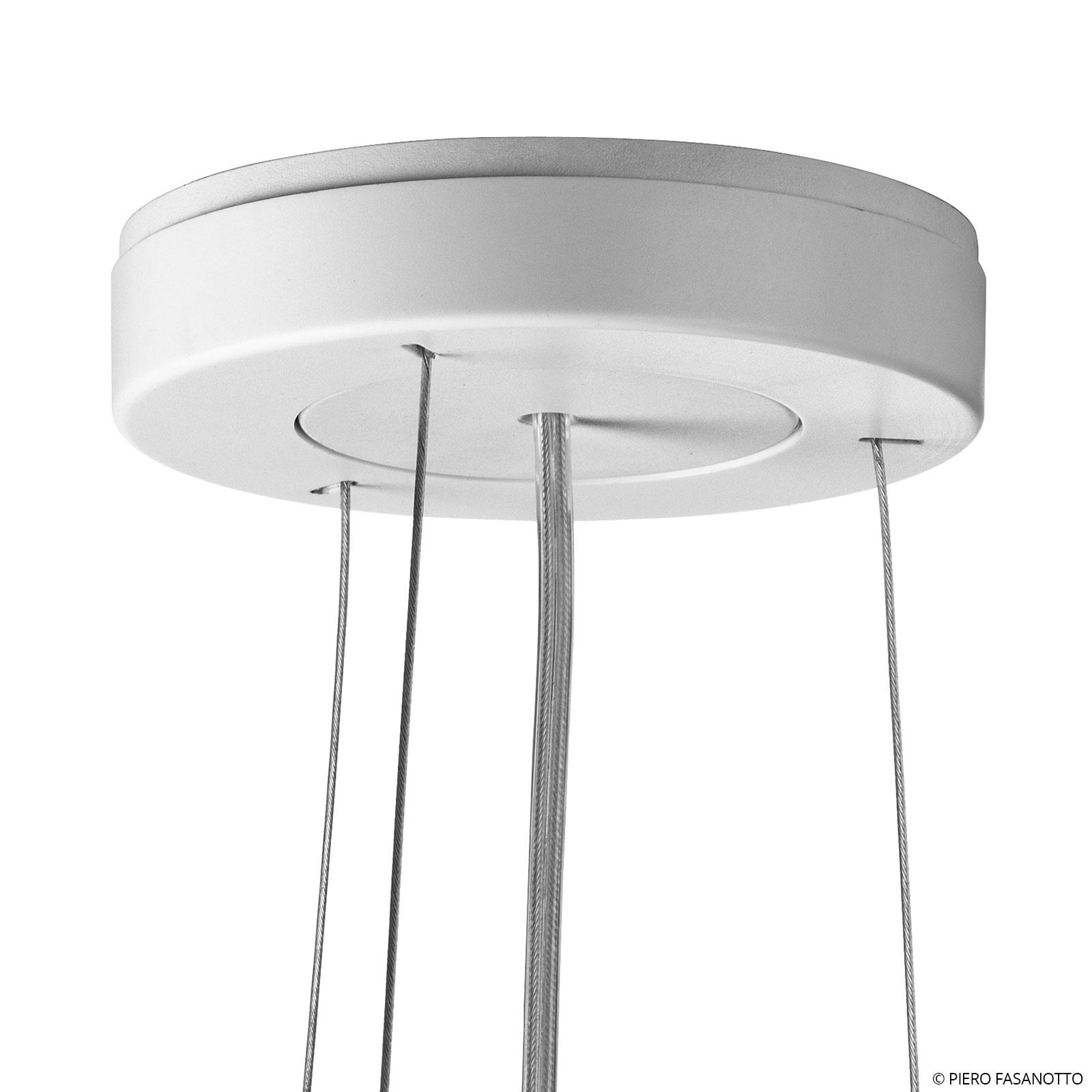 FLOS KTribe S3 lampada sospensione, trasparente