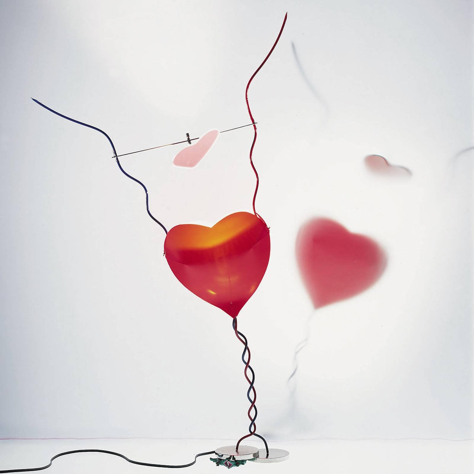 Ingo Maurer One From The Heart Tischleuchte Kaufen Lampenwelt De