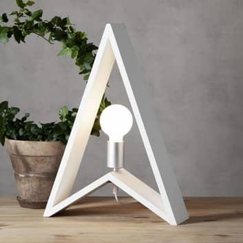Lampada decorativa Kil di legno