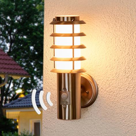 Selina – LED-ulkoseinävalaisin rasterilla