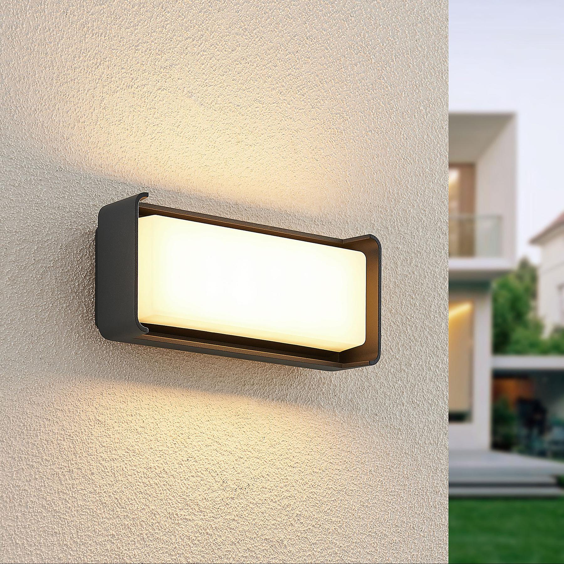 Lucande Lucande Babet LED venkovní nástěnné svítidlo