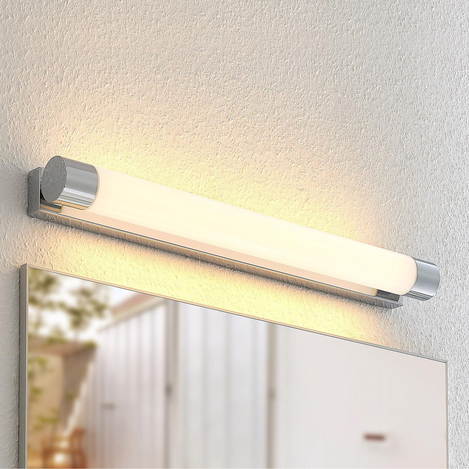 Lindby Hamina LED-speillampe til bad, 69 cm