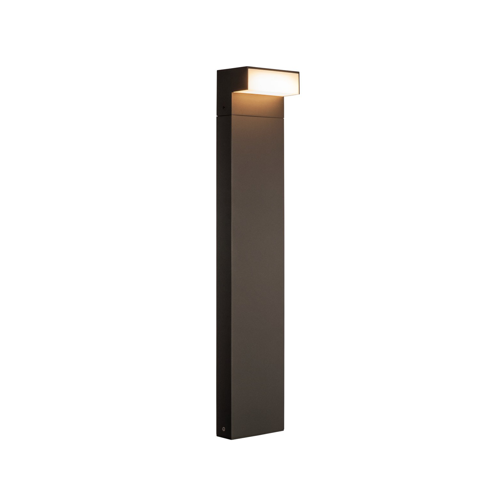 SLV L-Line Out LED-Wegeleuchte CCT, Höhe 80 cm