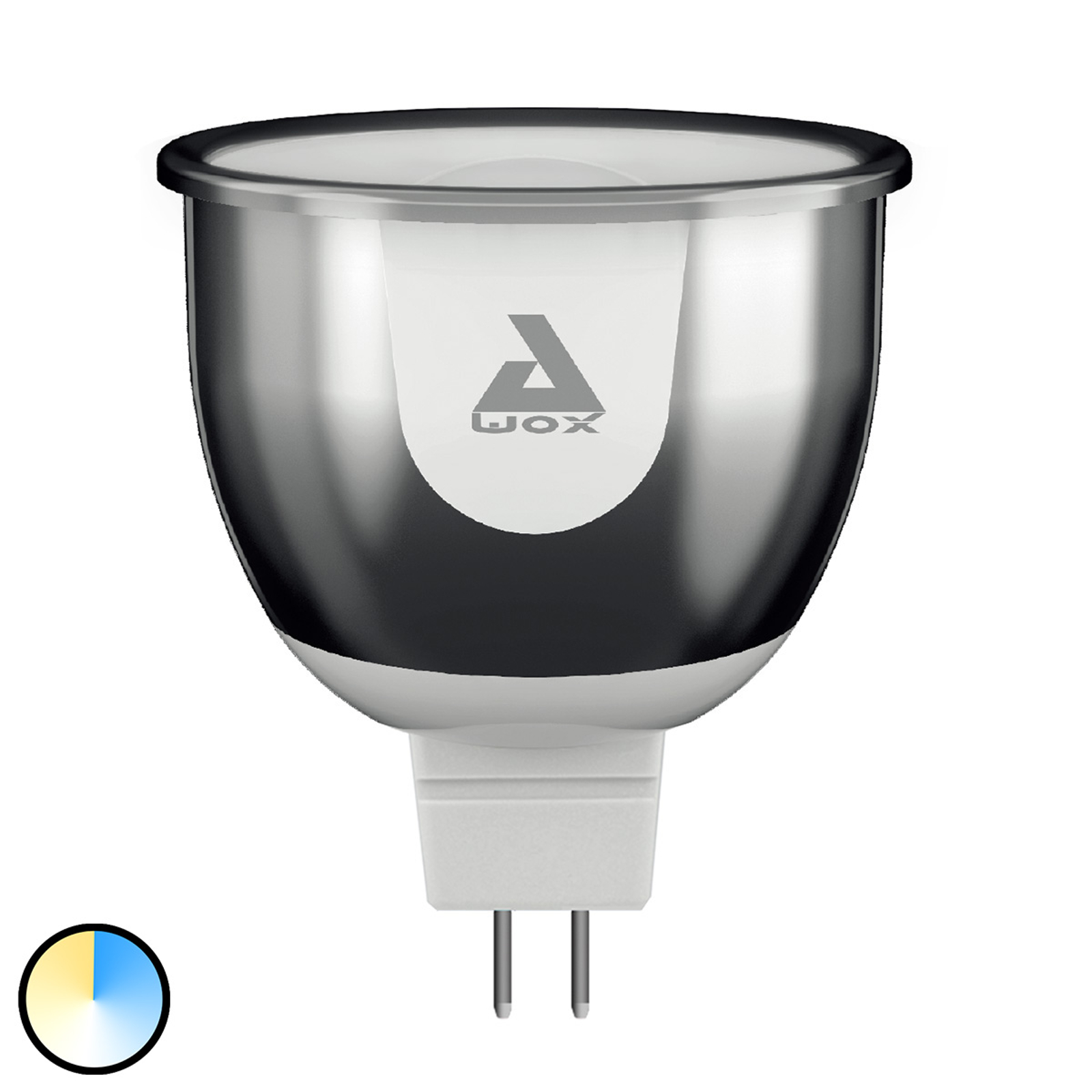 AwoX SmartLIGHT LEDreflektor GU5.3 2 700-6 000K 4W