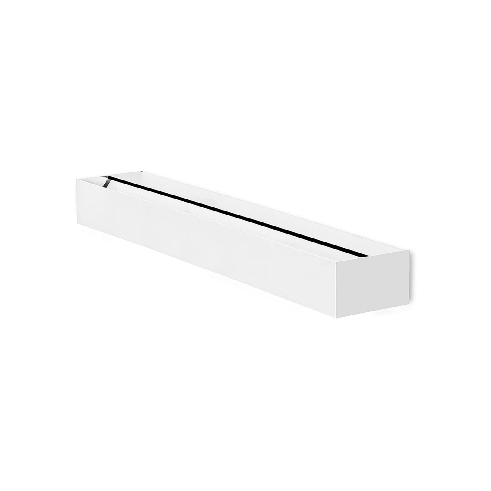 LEDS-C4 Lia applique LED, bianco satinato, 40 cm