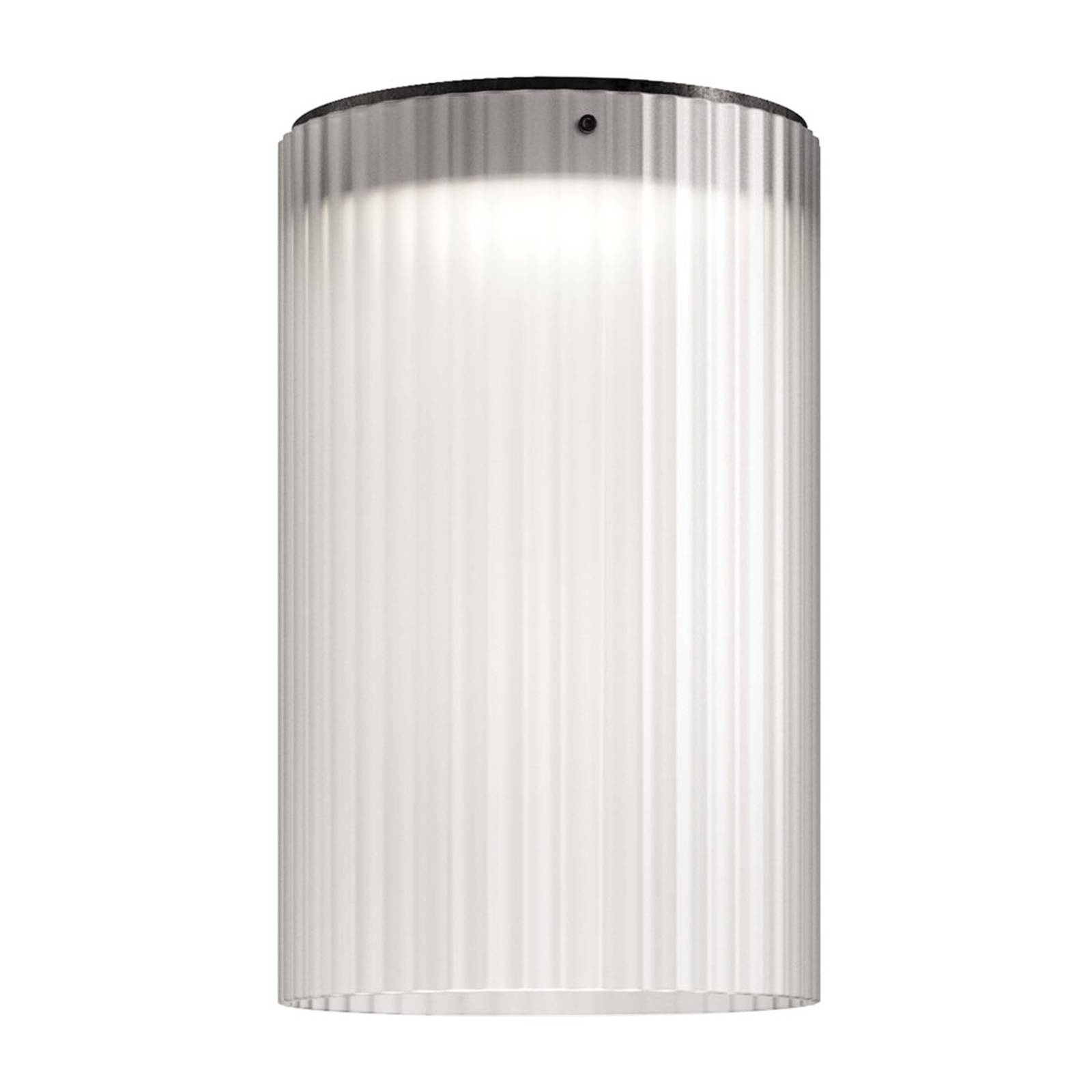 Kundalini Giass - LED plafondlamp, Ø 30 cm, wit