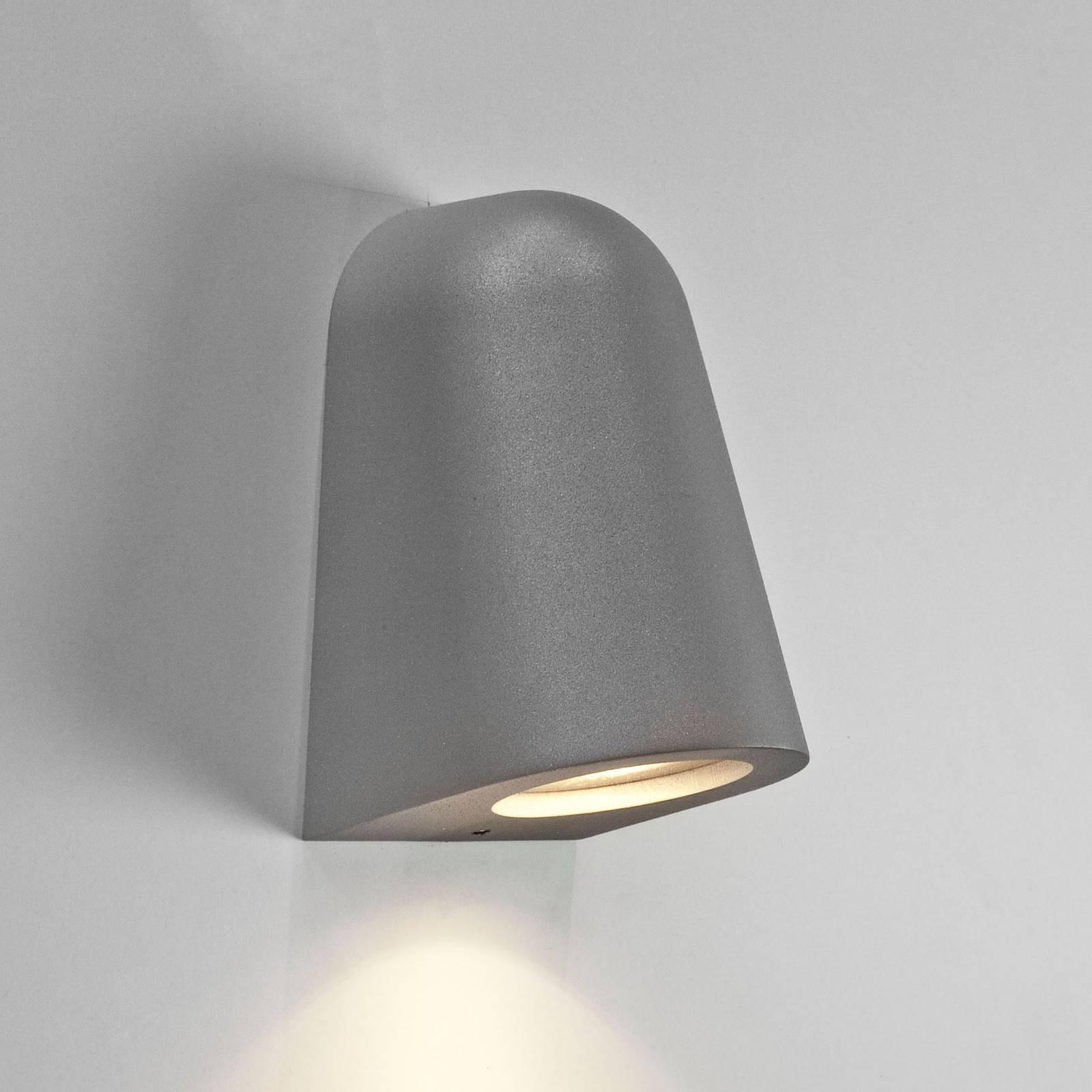 Astro Mast Light Außenwandleuchte grau