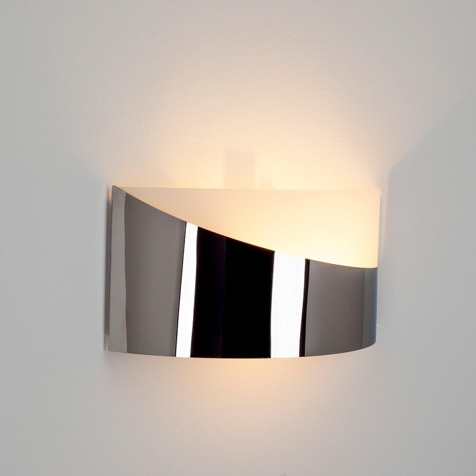 Opvallende wandlamp Johan