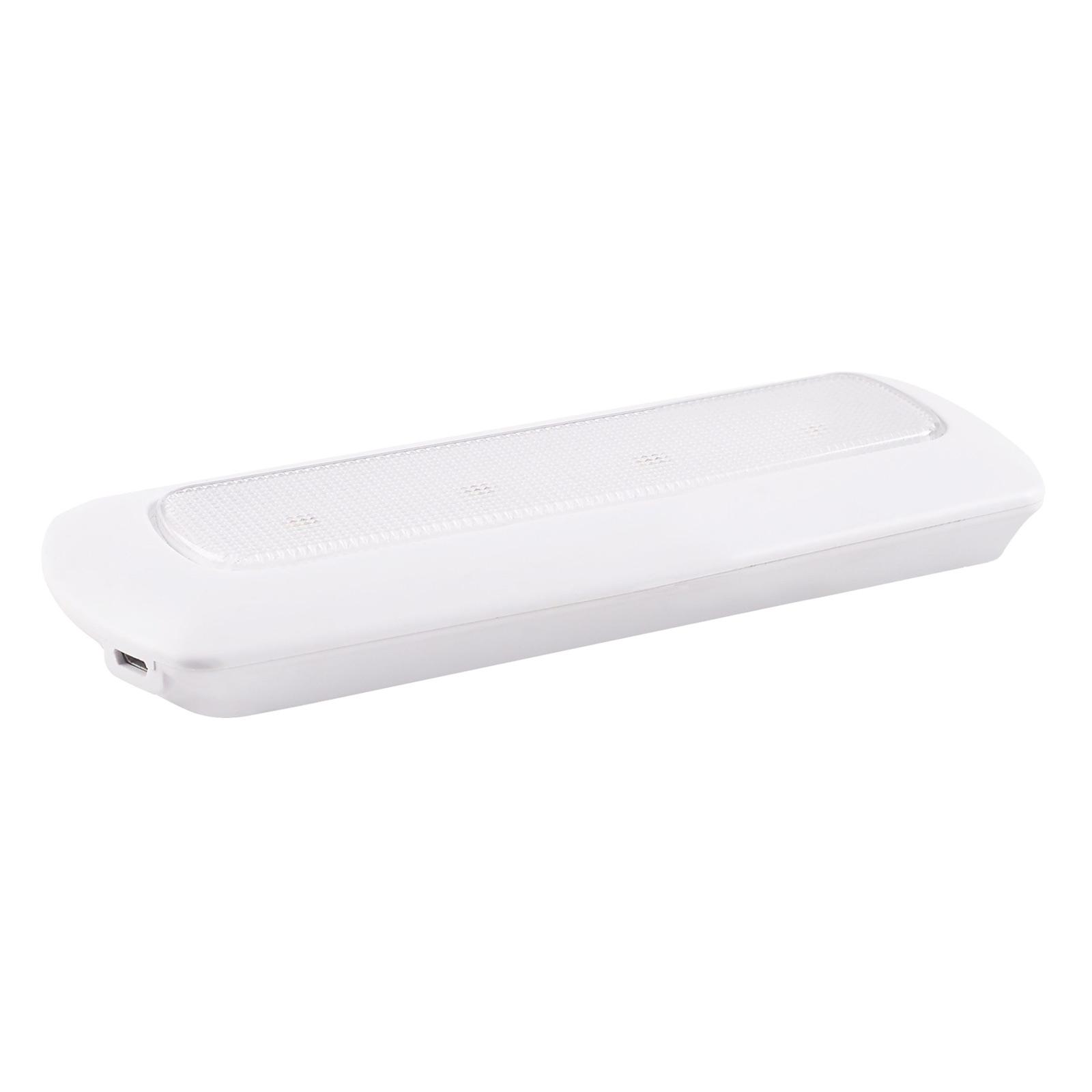 Mobina Push 15 LED-lampe med batteri