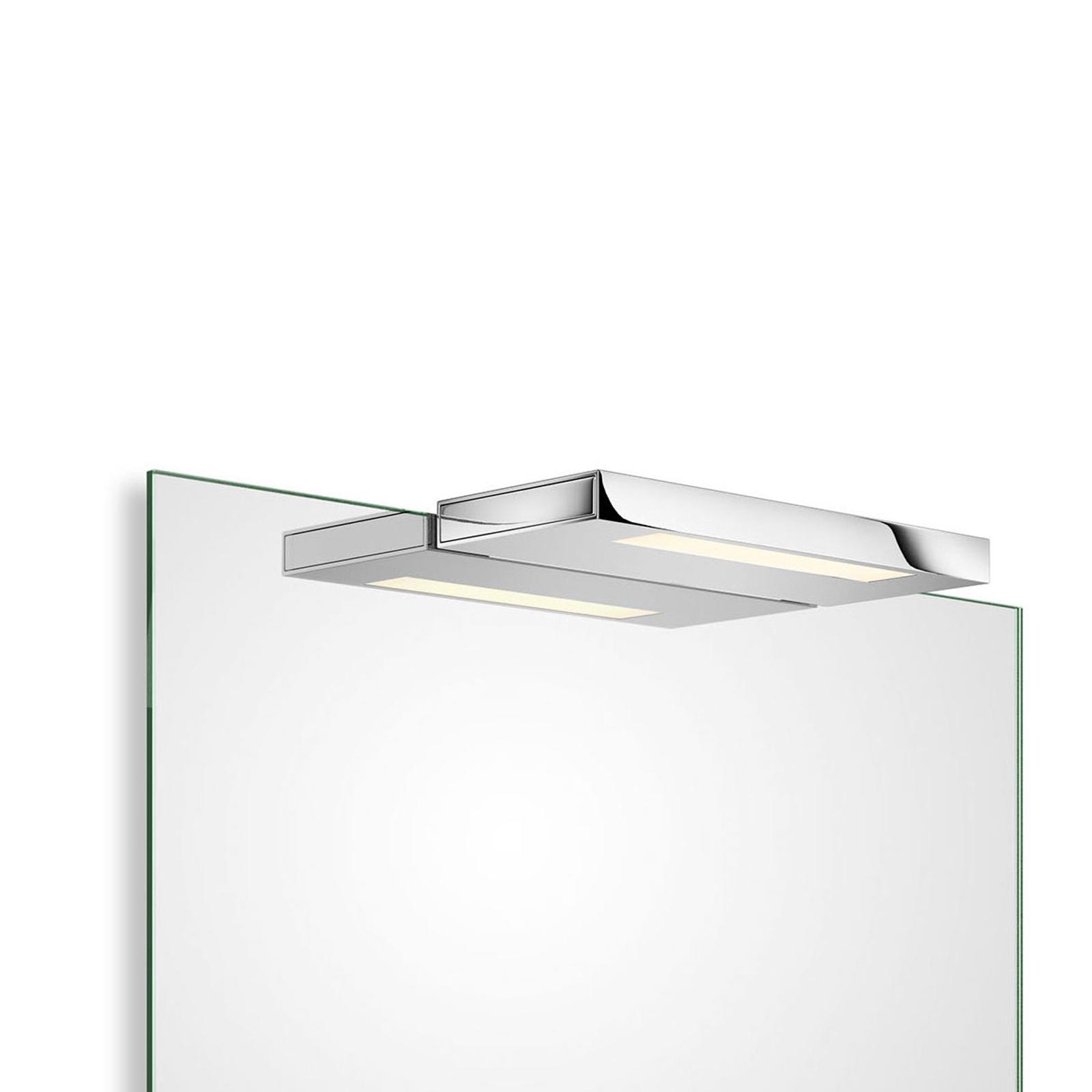 Decor Walther Slim 1-24 N LED-lampe, 24 cm, krom