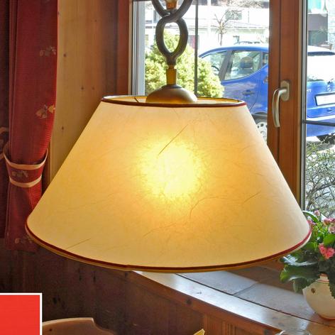 Menzel Provence Chalet - lámpara colgante de color
