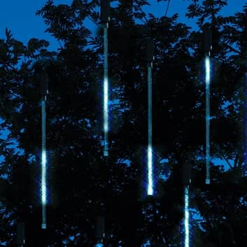 Elemento luminoso LED Snow Motion di prolunga