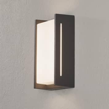 Utendørs LED-vegglampe Indus, antrasitt