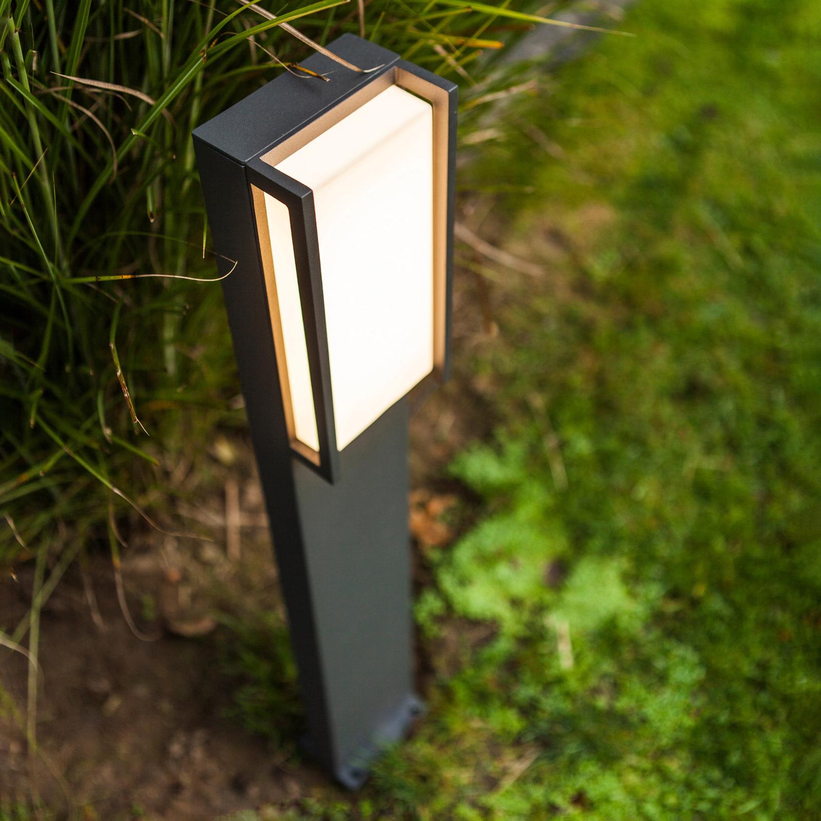 Qubo LED-veilampe, RGBW, smart kontrollerbar