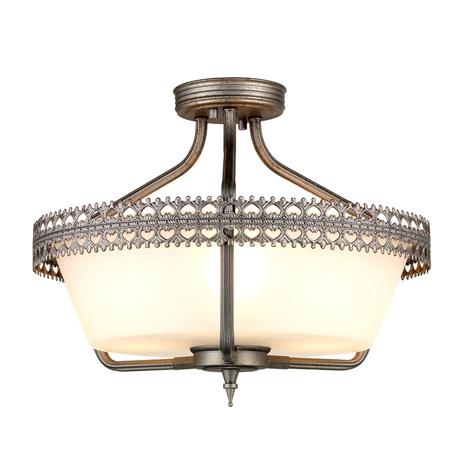Plafondlamp met afstand Crown