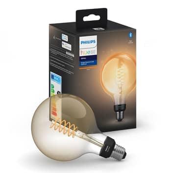 Philips Hue White Giant Filament-Globe E27 7W