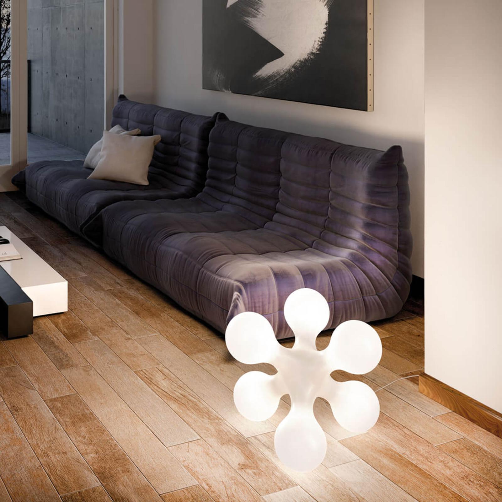 Designbordlampe Atomium