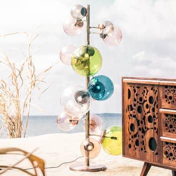 KARE Balloon - standerlampe med akrylkugler