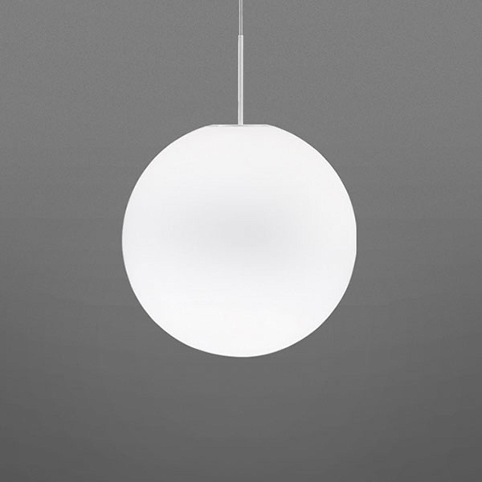Fabbian Lumi Sfera Glas-Hängeleuchte, Ø 20 cm