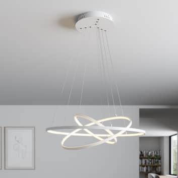 Lindby Philline -LED-riippuvalo, Ø 80 cm