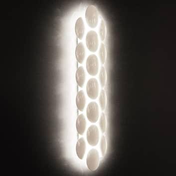 Milan Obolo - dimbar LED-vägglampa 14 lampor