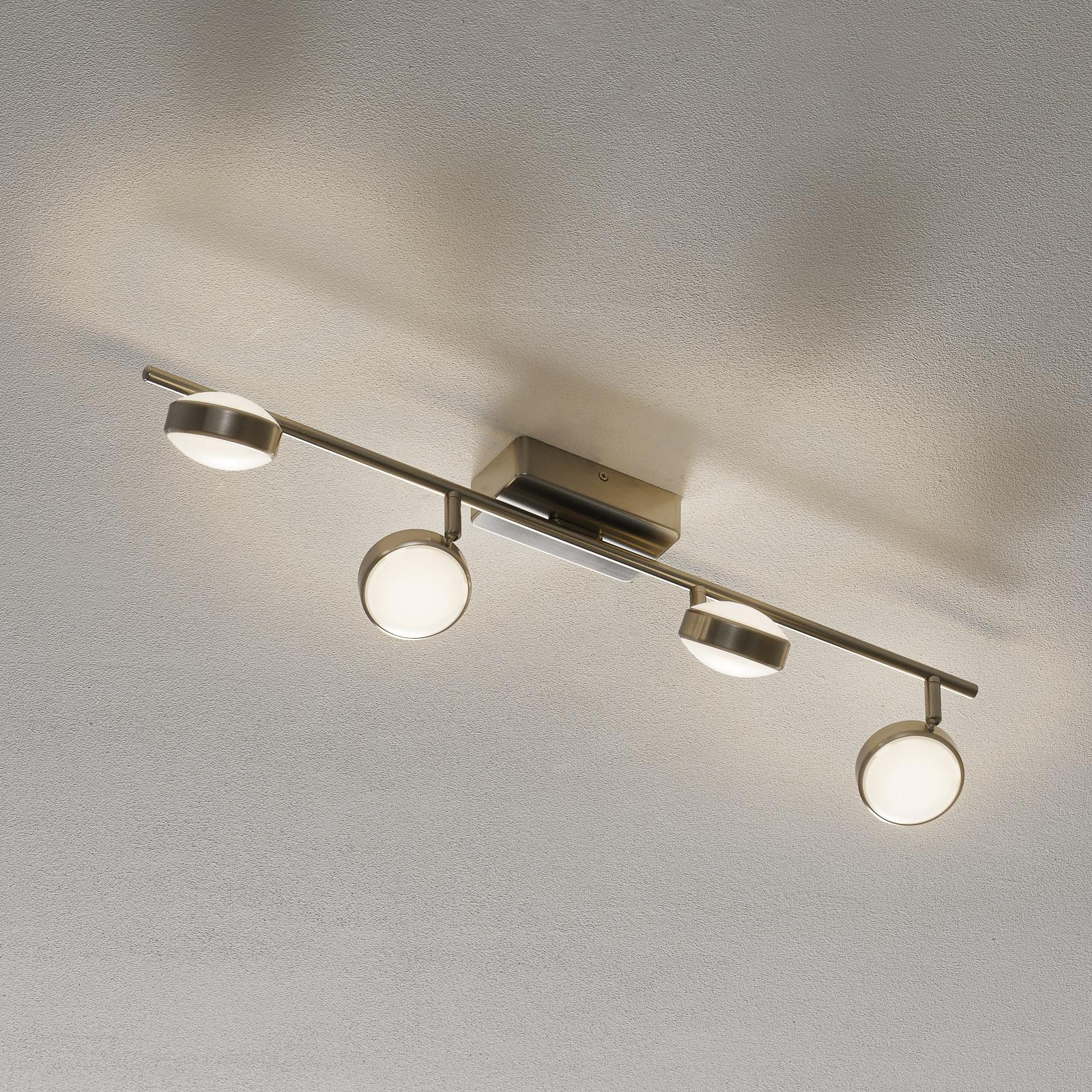 EGLO connect Corropoli-C LED-taklampe, 4 lyskilder