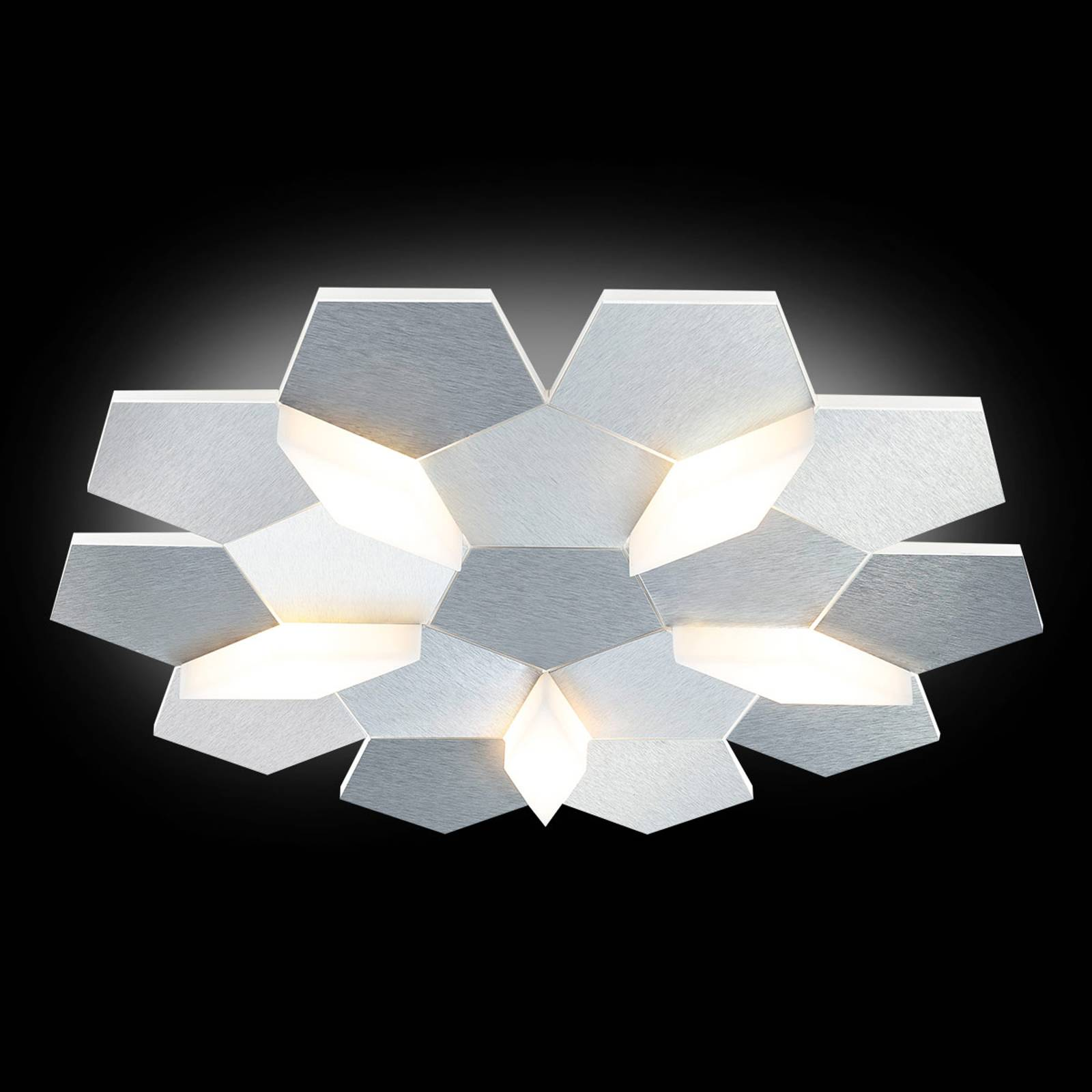 GROSSMANN Karat LED-Deckenleuchte, 5flammig
