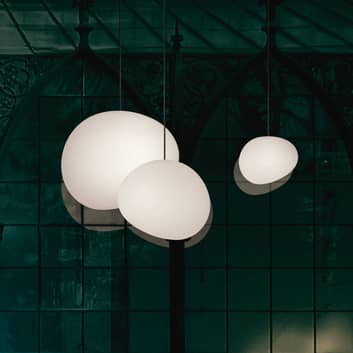 Foscarini Gregg piccola lámpara colgante de vidrio