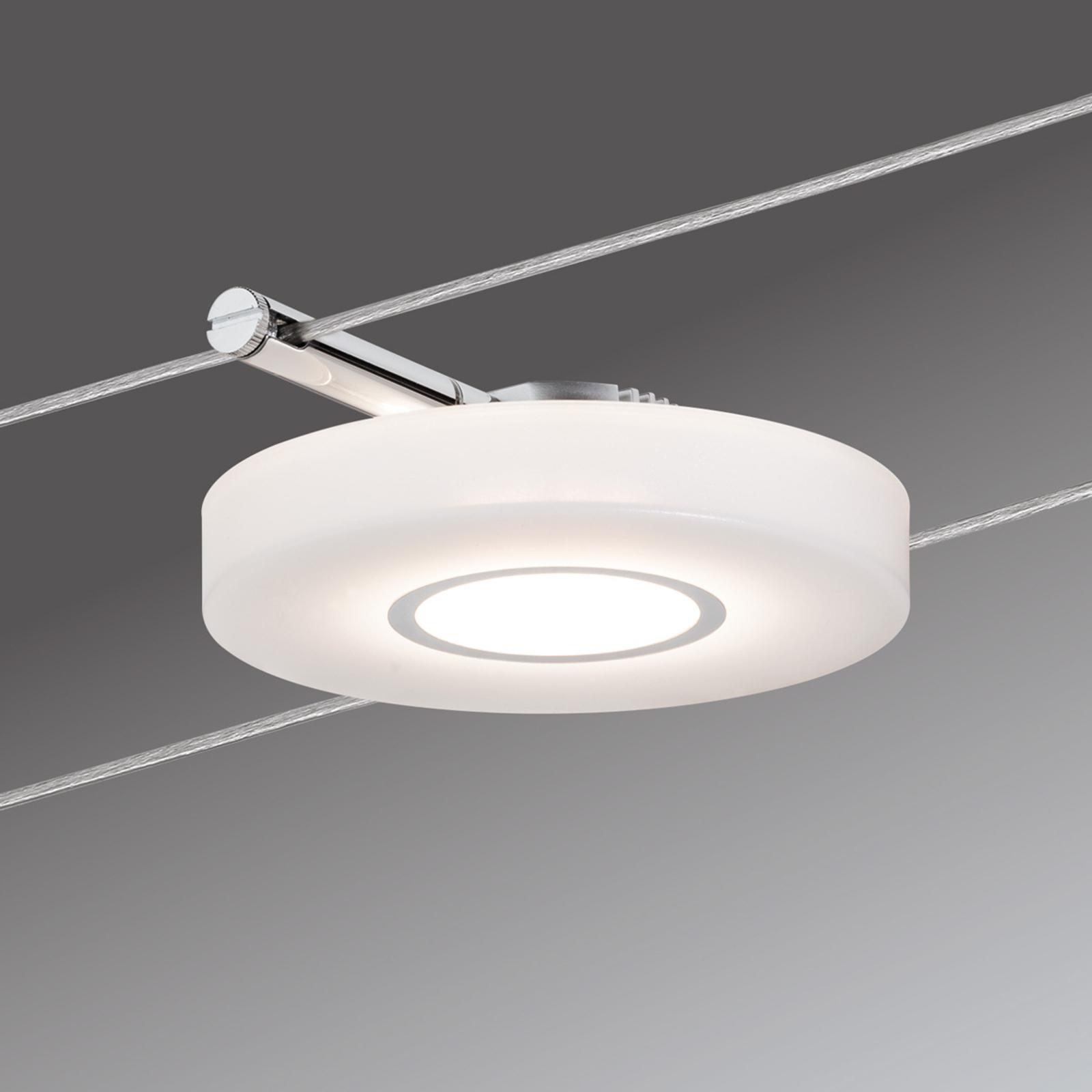 Lampe pour système de câbles DiscLED I 12 V DC