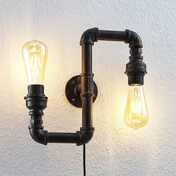 Vägglampa Josip i industriell design, up and down