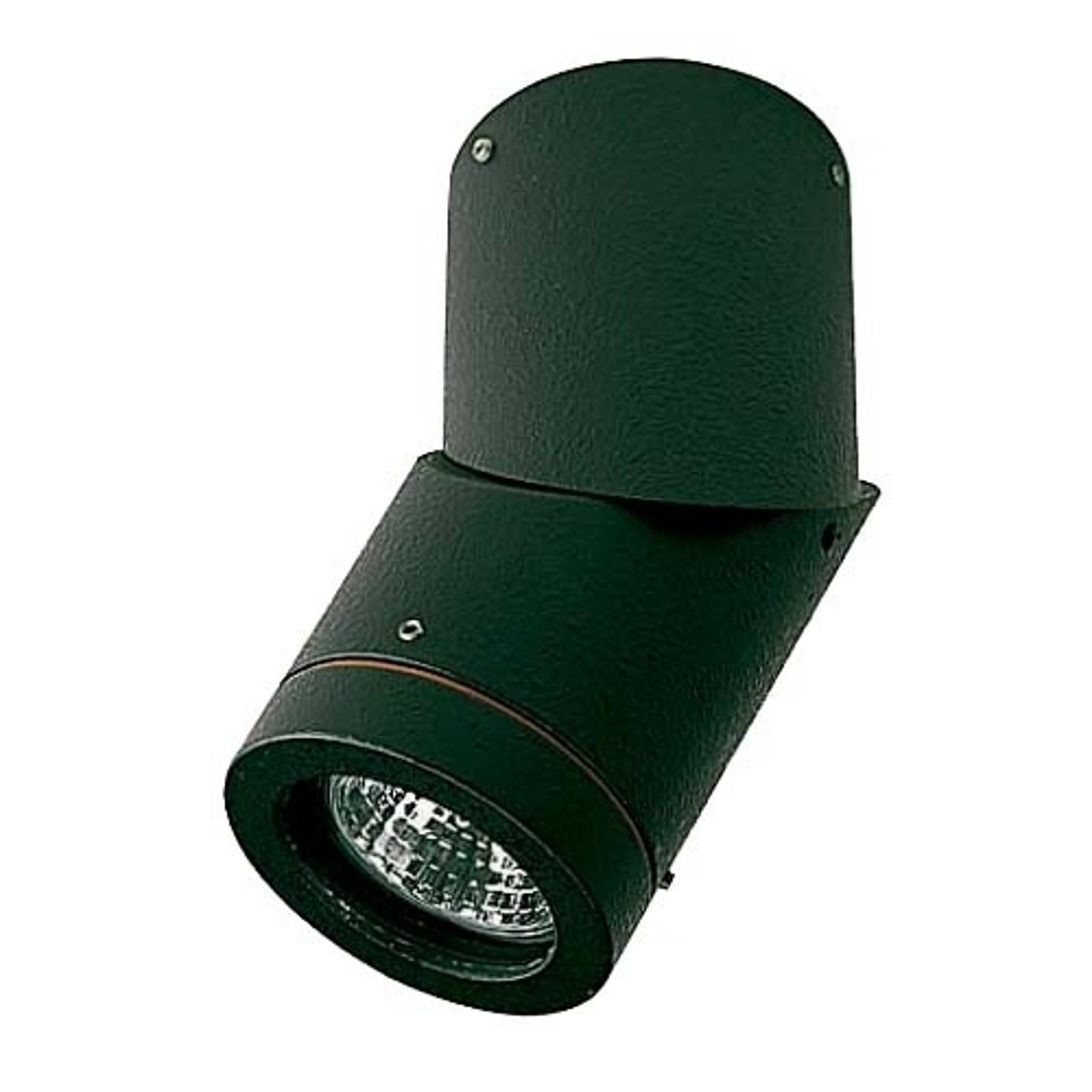Zewnętrzny reflektor Soleo czarny