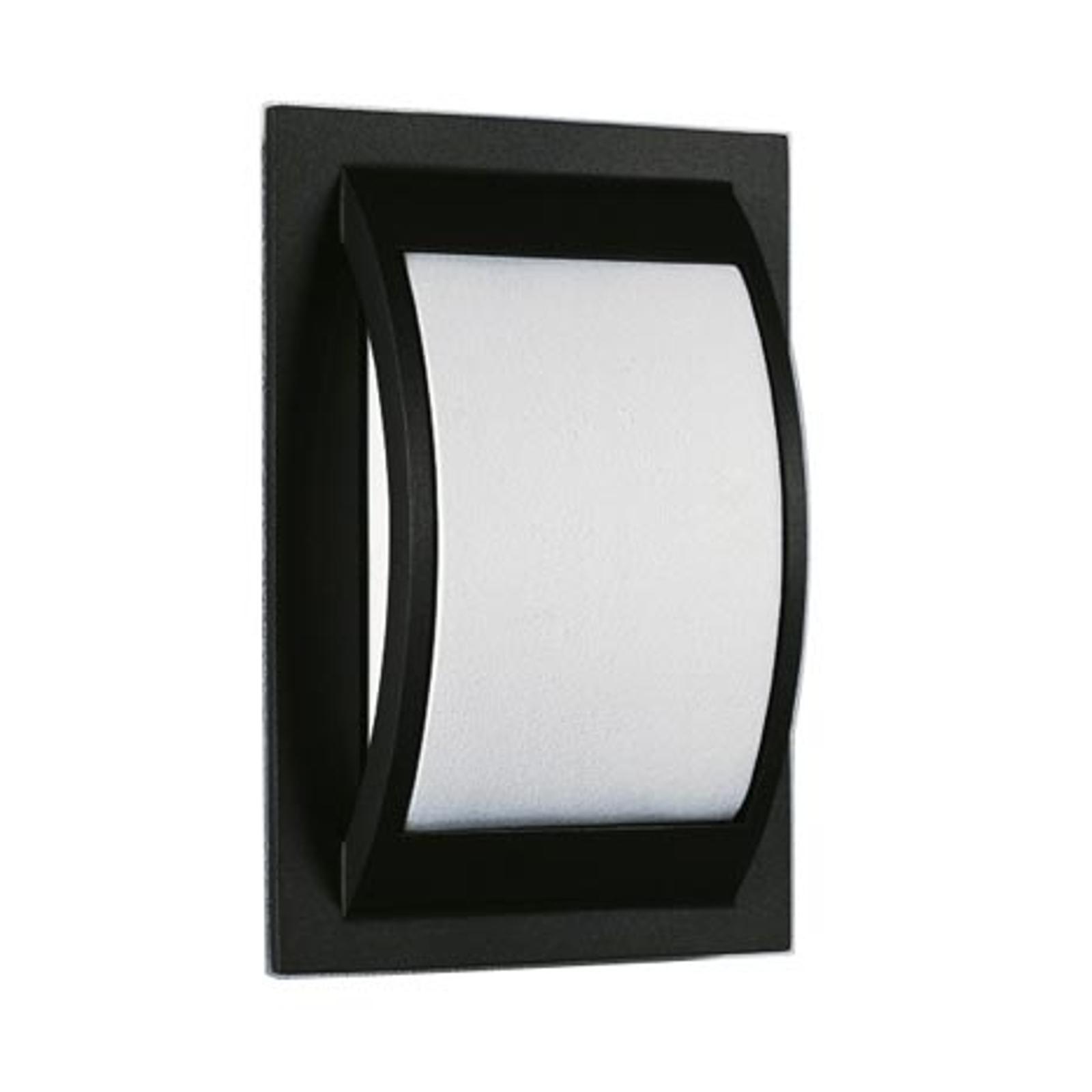 Zewnętrzna lampa ścienna lub sufitowa 341 E27 S