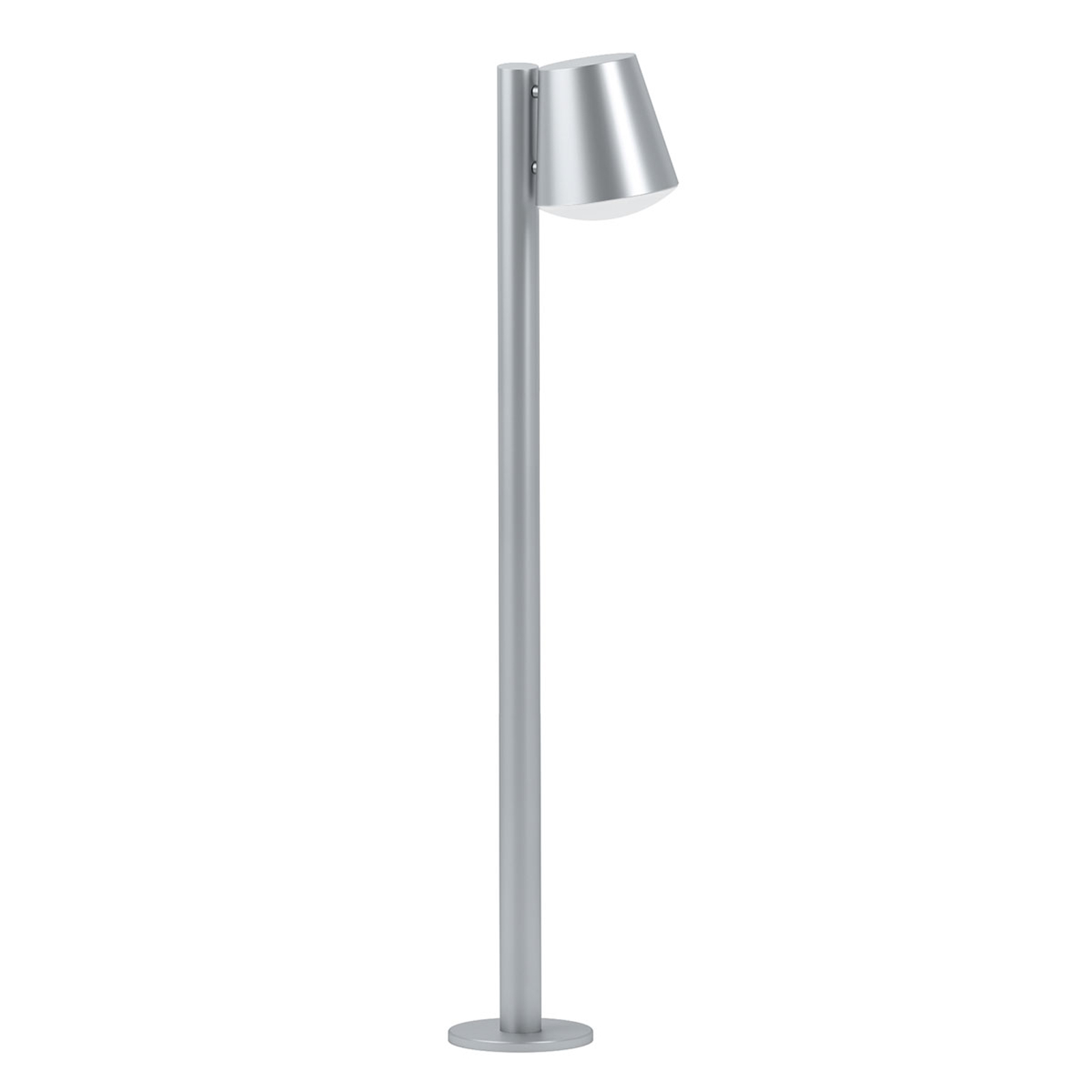 EGLO connect Caldiero-C gatelampe, rustfritt stål