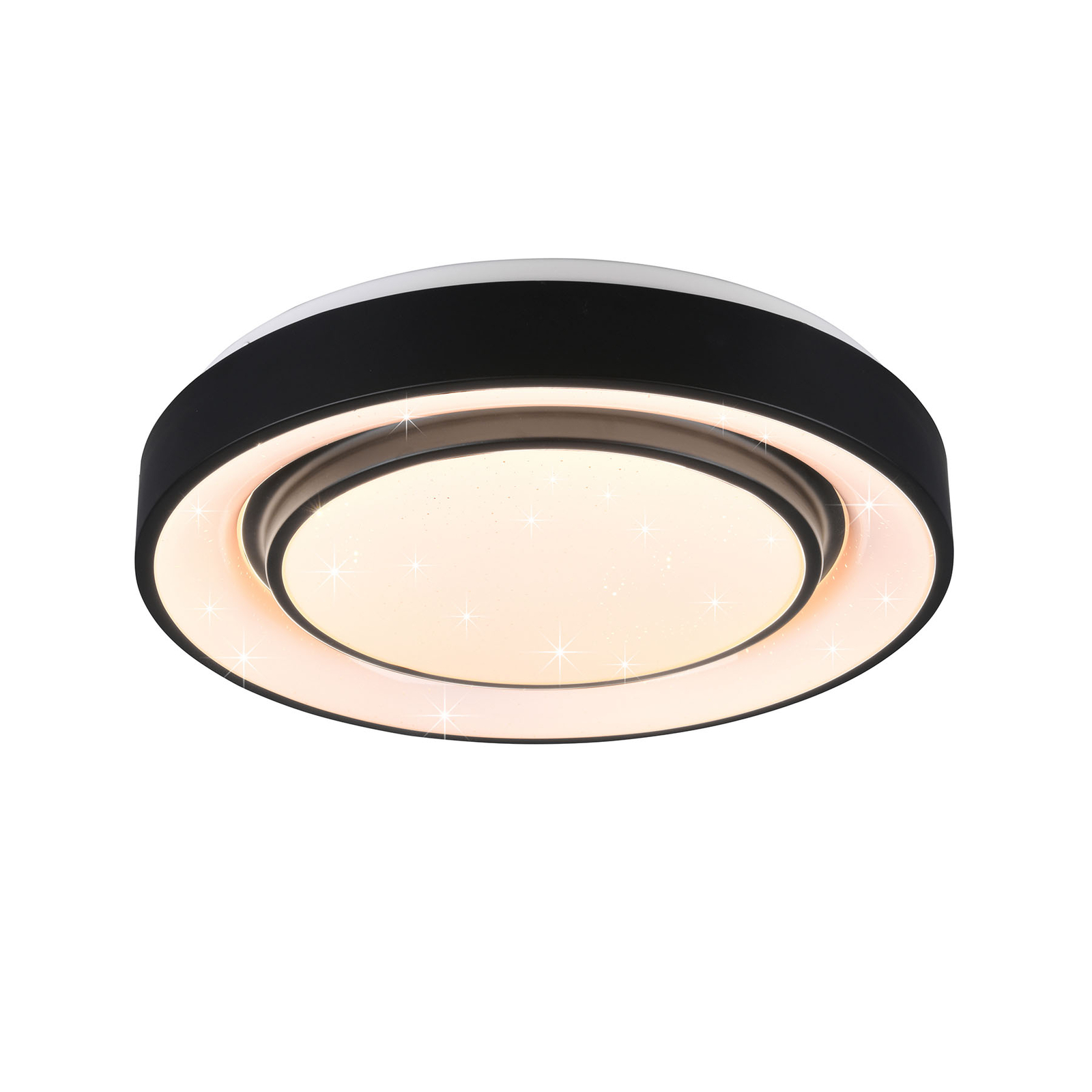 LED-taklampe Mona, WiZ, RGBW, dimbar