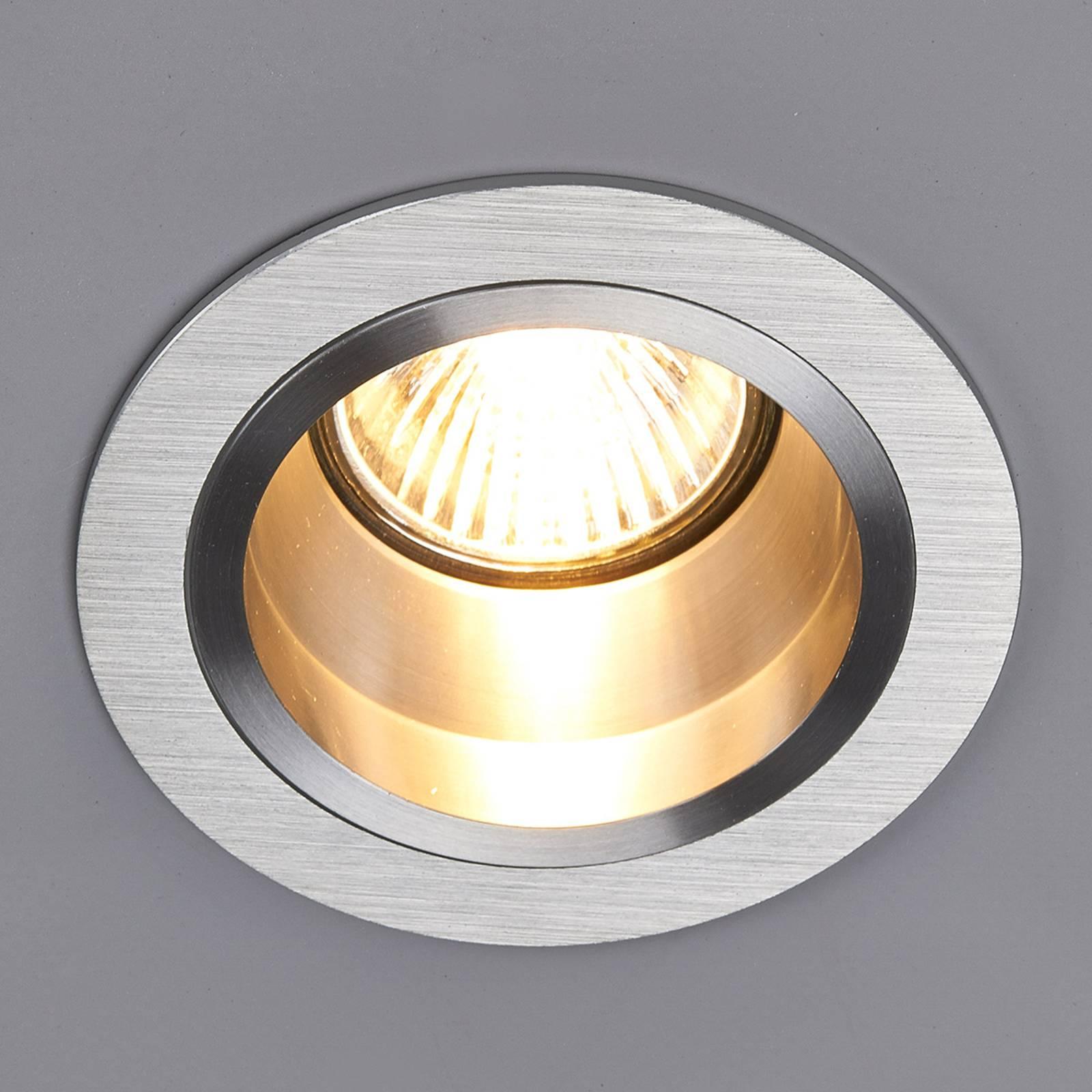 Soley - lampada da incasso tonda GU10