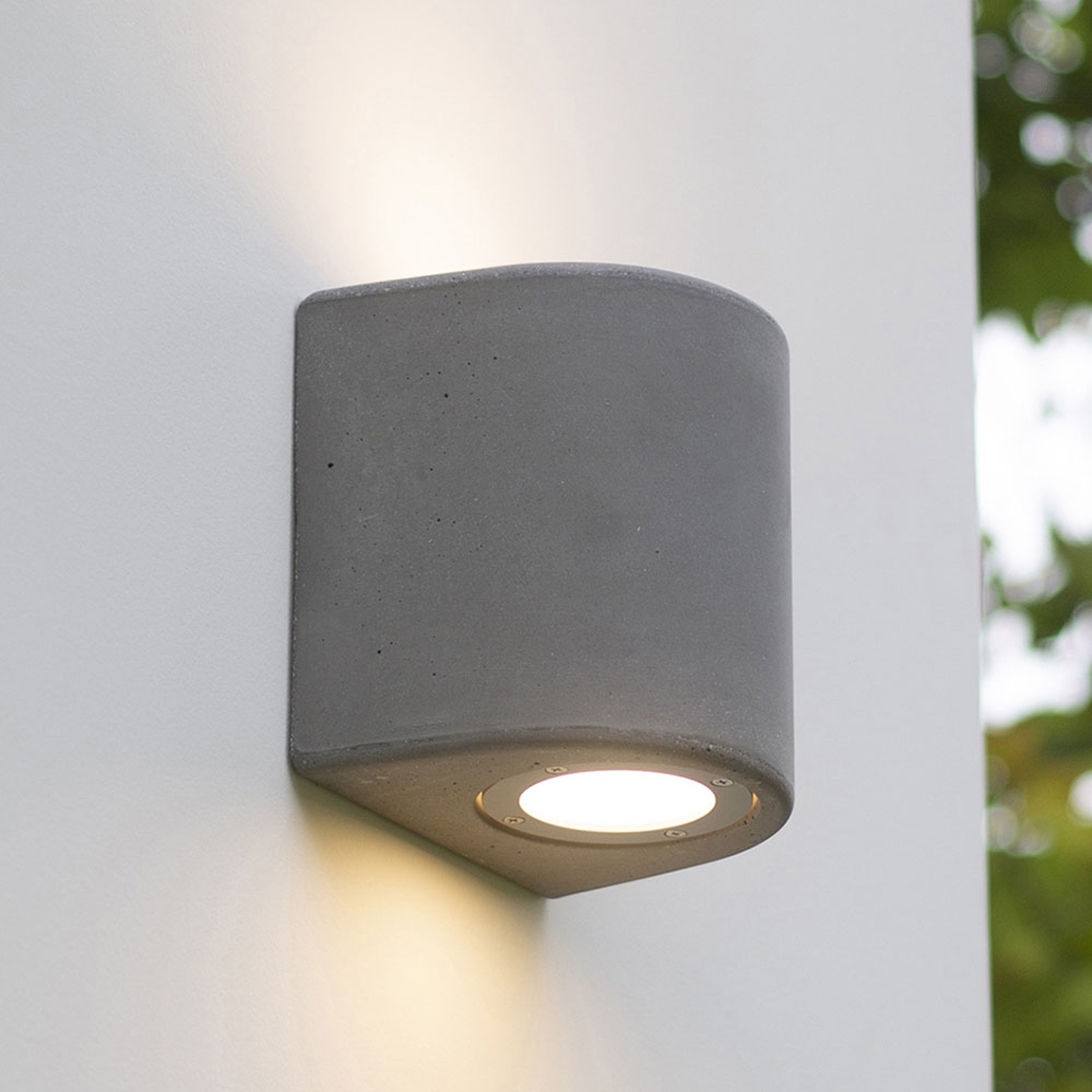 Martinelli Luce Koala LED-utevegglampe up/down