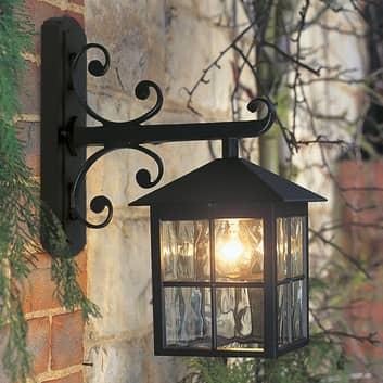 Kanciasta lampa zewnętrzna Winchester