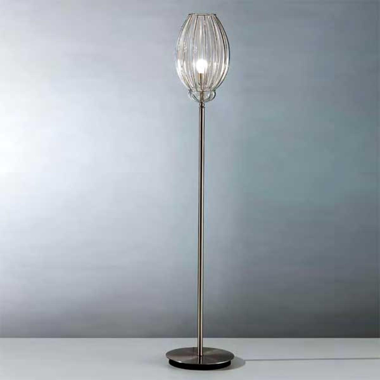 Urokliwa lampa stojąca NAUTILUS