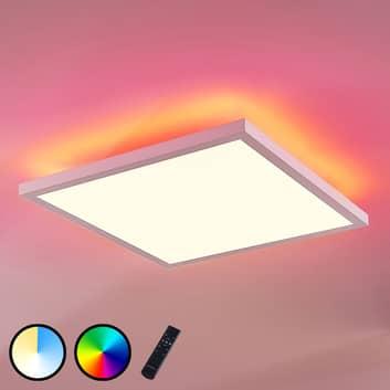 LED paneel Brenda CCT, afstandsbediening, 40x40 cm