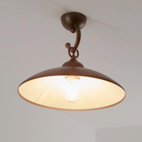 Rustieke plafondlamp Baja